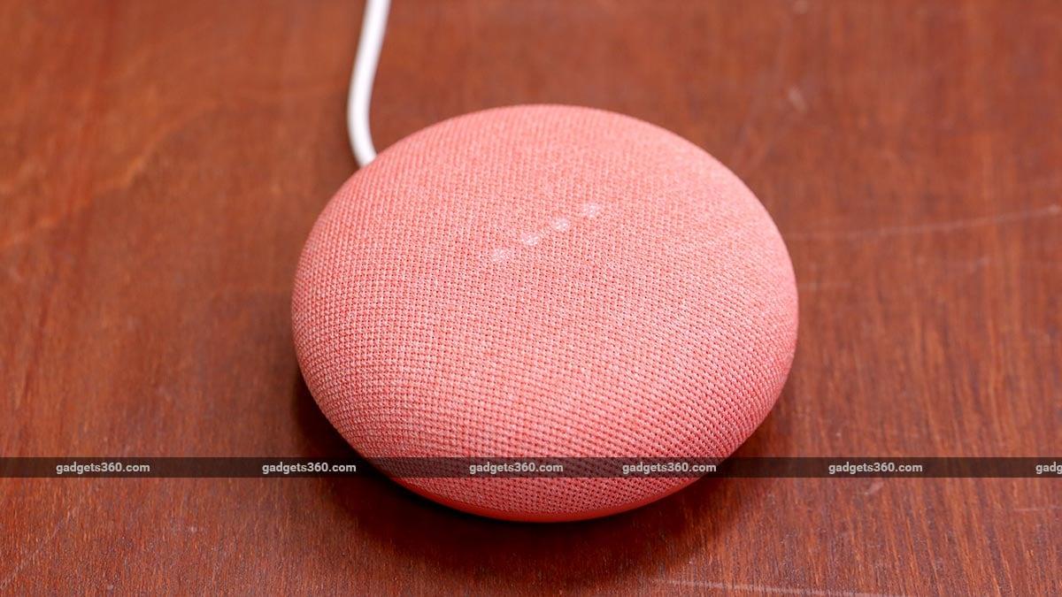 Revisión de Google Nest Mini