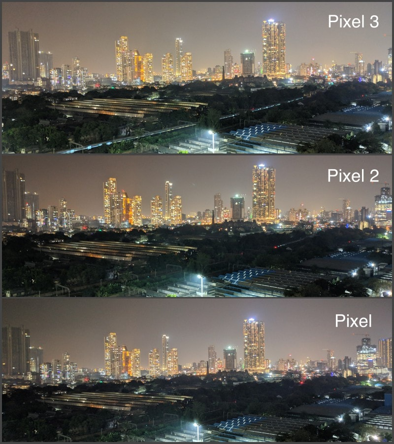 Google Night Sight Landscape NIGHT SIGHT ndtv Google Pic 2 Camera