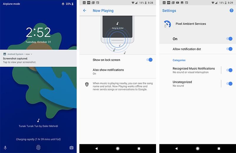 Google Pixel 2 XL now playing google Pixel 2 XL