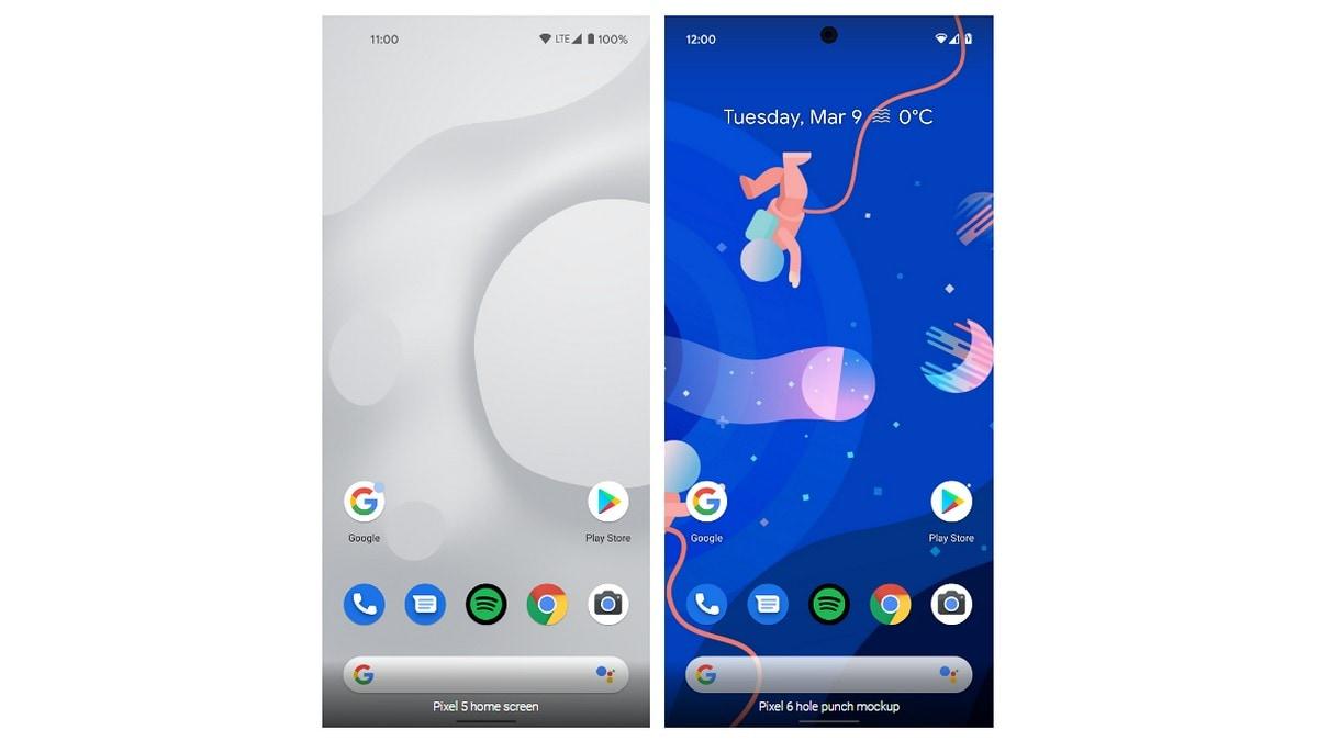 Google Pixel 5a छोटे छेद-पंच कटआउट के साथ 11 जून को लॉन्च हो सकता है, Pixel 6 में सेंट्रल सेल्फी कैमरा हो सकता है