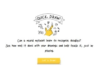 Google Quick Draw Launched, a Web Game That Showcases the Prowess of Neural Networks