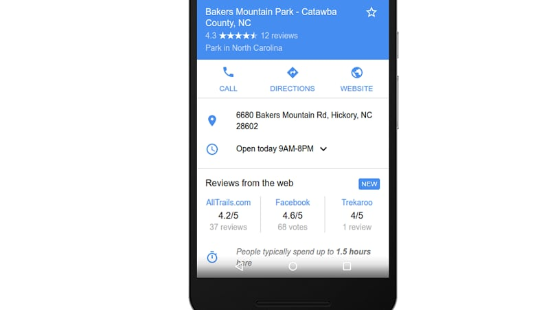 Google Introduces 'Reviews From the Web', Lets Any Site Contribute Reviews to Search
