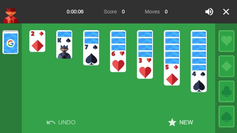 Google Now Lets You Play Solitaire and Tic Tac Toe in Search Results