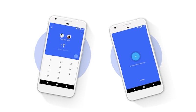 व्हाट्सऐप और पेटीएम को चुनौती देने के लिए गूगल तेज़ ऐप में आया चैट फीचर