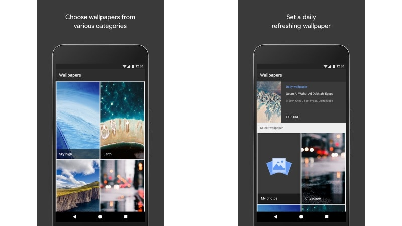 Google Wallpapers App Now Available to Download