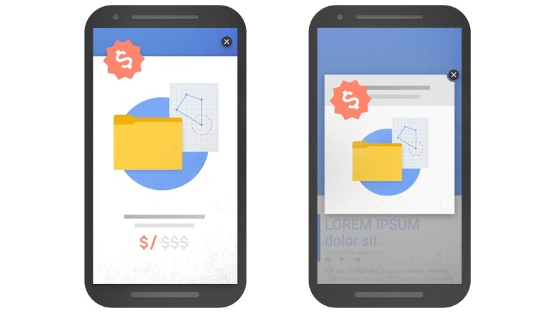 Google to Start Ranking Websites With Popup Ads Lower in Mobile Search Results