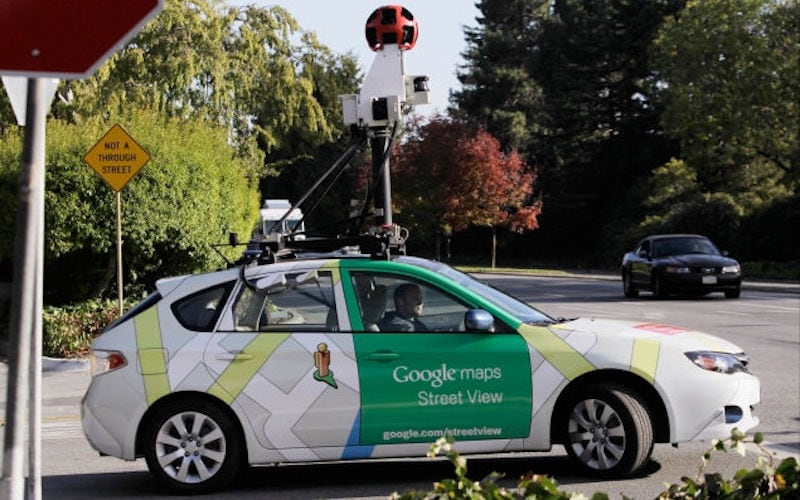 Google Says Yet to Receive Permission for Street View Launch in India