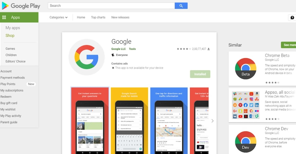 Google App on Android Phones Across Brands Crashing After Recent Update, Users Report