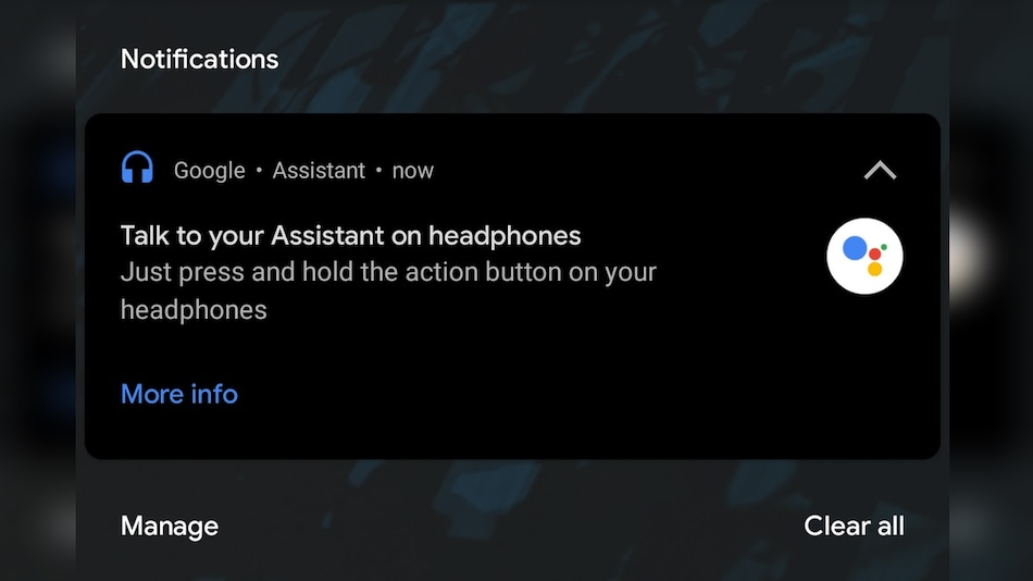 Google Assistant Can Read Out Your Notifications When Using Any Wired Headphone