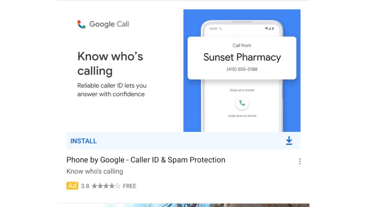 Photo of Google Call May Be the New Name for Phone by Google App, Redesigned Icon Spotted Online