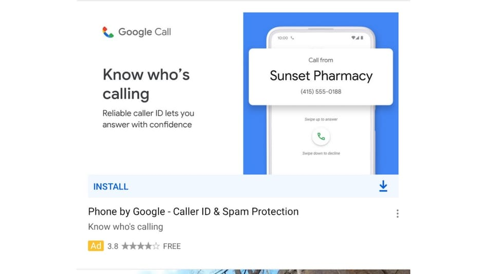 Google Call May Be the New Name for Phone by Google App, Redesigned Icon Spotted Online