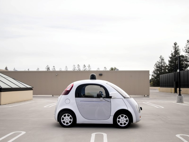 Robot Rides May Force Error-Prone Human Motorists Off the Road