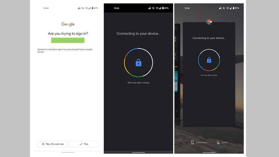 Google Chrome Android App Now Being Used for 2-Step Verification for Signing In to a New Device: Report