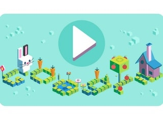 Popular Google Doodle Games Series to Help Deal With Stay at Home Boredom, Starting With Coding for Carrots