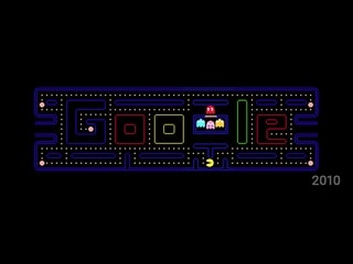Popular Google Doodle Games Series Continues With Pac-Man, Urging You to Stay and Play at Home