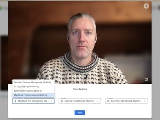 Google Meet Green Room Feature Will Let Participants Preview Settings Before Joining a Video Call