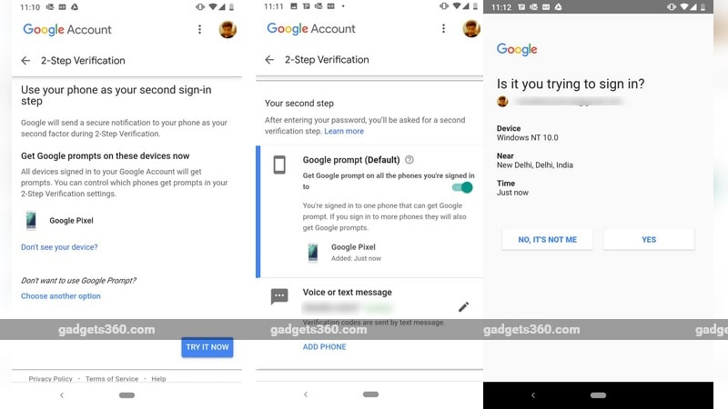 , Google Now Lets You Use Android Smartphones as Physical Security Keys for 2-Step Verification, Next TGP
