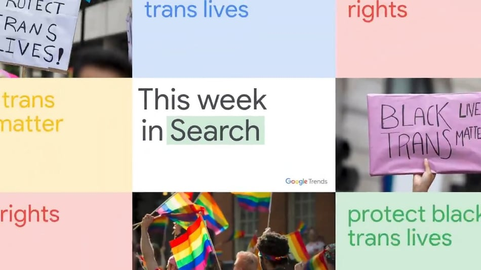 BLM Pride Flag and Pride Fist Are Amongst the Most Searched Terms for June on Google