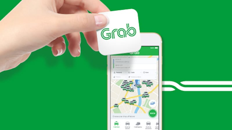 Why India Is Going to Be Taxi Service Grab's Payments Think Tank