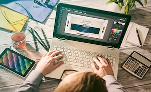 Best Laptops Every Graphic Design in India August 2018