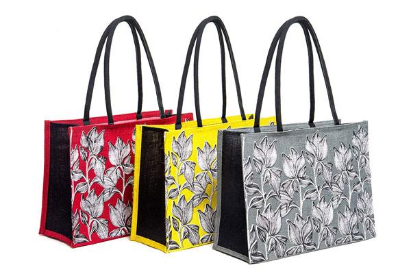 HB Jute Bag Shopping Bag Tote Bag 1611081854251