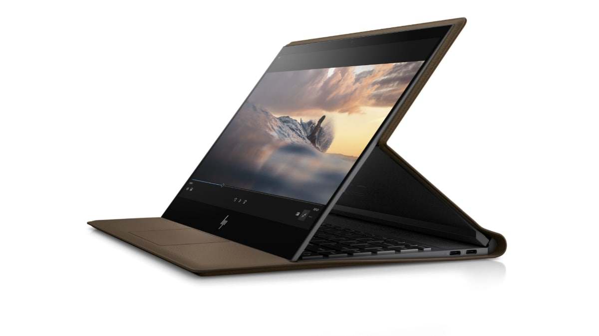 HP Spectre Folio, Spectre x360 LTE Variants With Up to 8th Gen Intel Core i7 Processors Launched in India