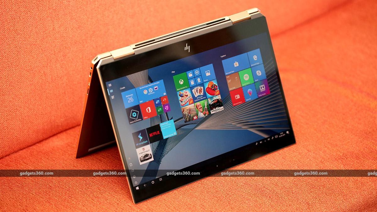 HP Spectre x360 13 Review | NDTV Gadgets360 com