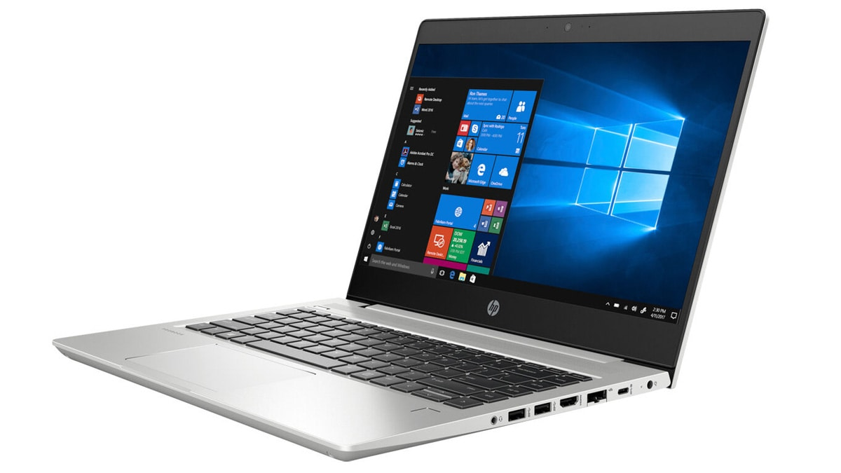 HP ProBook 445 G6 Business Laptop With AMD Ryzen CPUs, 180-degree Hinge Launched in India