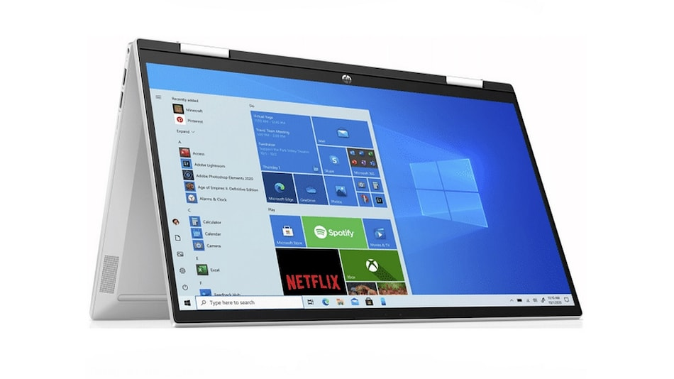 HP Pavilion X360 15, HP Pavilion X360 14 Refreshed With Wi-Fi 6, Intel Tiger Lake CPUs