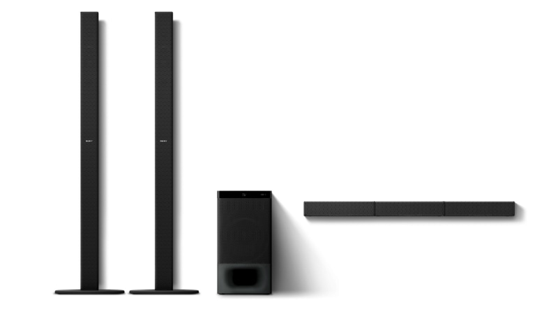 Sony HT-S700RF 5.1 Home Cinema Soundbar System Review