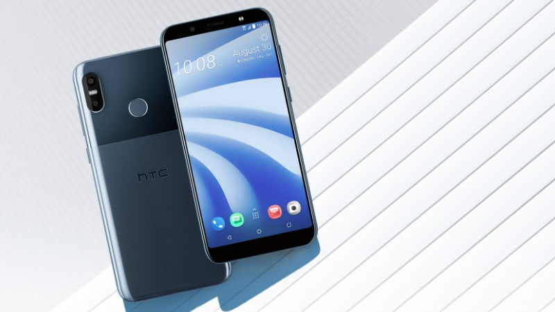 HTC U12 Life With Unique Dual-Finish Back Launched at IFA 2018: Price, Specifications