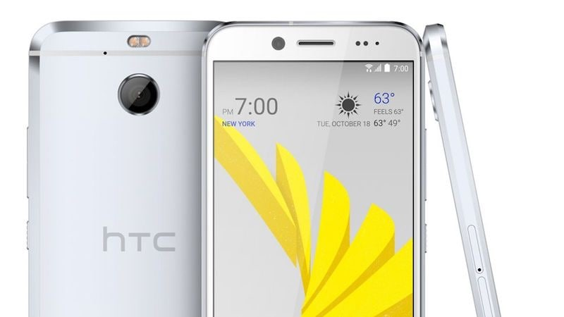 HTC Bolt Leaked in Images; Tipped to Ditch Headphone Jack