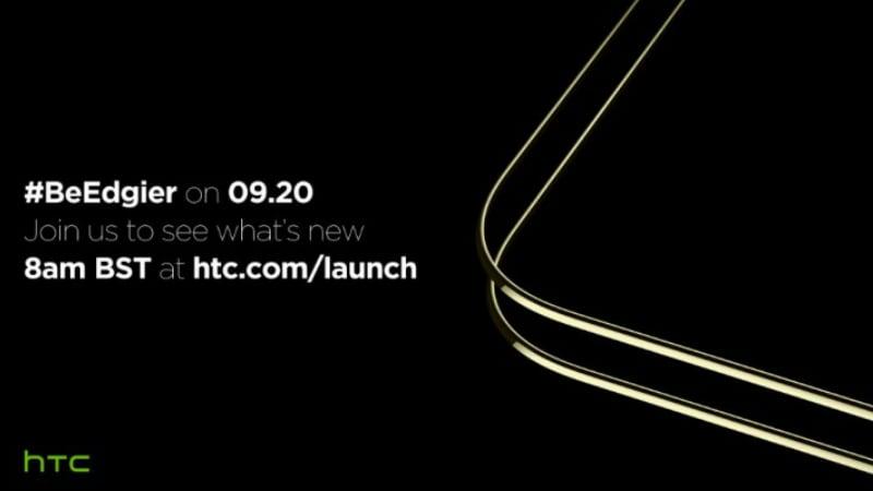 HTC Desire 10 Series to Sport Fingerprint Sensor, Hints Latest Teaser
