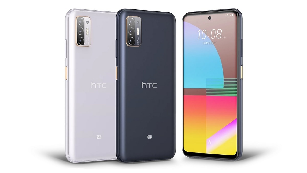 HTC launches 5G smartphone with 90Hz screen and Snapdragon 690 SoC