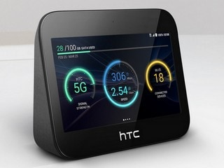 HTC 5G Hub Launched at MWC 2019; Doubles as 5G Hotspot, Battery Pack, and Content Streaming Device