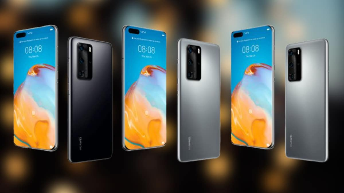 Huawei P40, Huawei P40 Pro Specifications, Renders Leaked Ahead of Launch