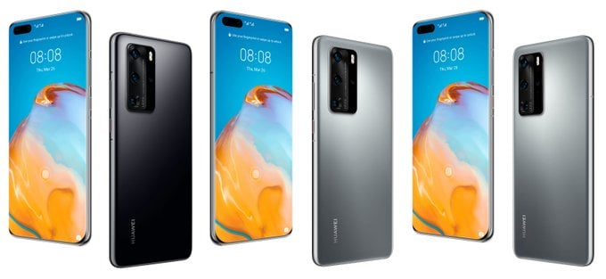 Huawei P40, Huawei P40 Pro Detailed Ahead of March 26 Launch: All You Need to Know