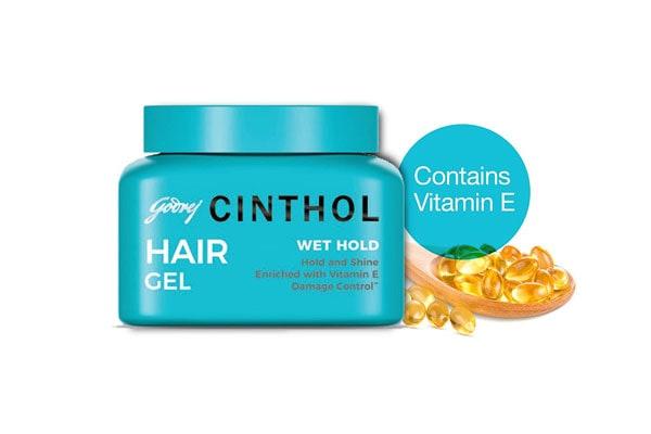 Cinthol Wet Hold Hair Styling Gel