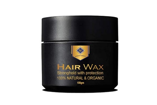 Mountainor Anti-dandruff with Natural Essential Oils Shine and Refreshing Smell Hair Wax
