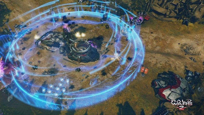 Halo Wars 2 Campaign Ascension Spinning Sentinel halo_wars_2