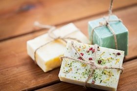 Handmade Soaps for Healthy Bathing