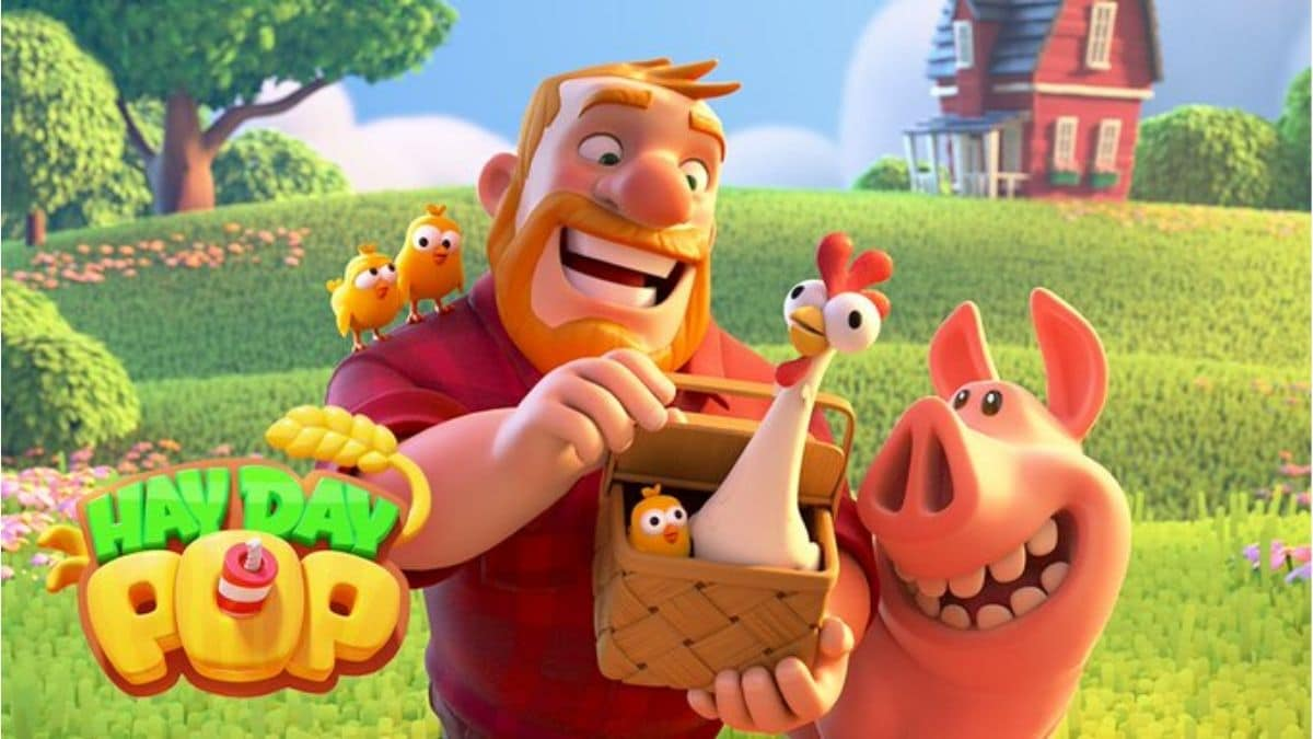 Hay Day Pop Is Clash of Clans Creator's New Mobile Game: Here's What We Know