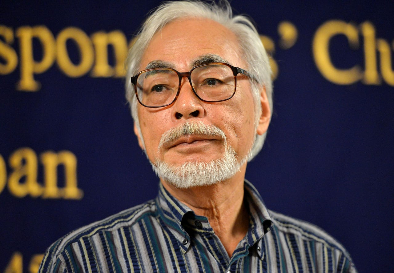 Hayao Miyazaki to Come Out of Retirement for Another Film