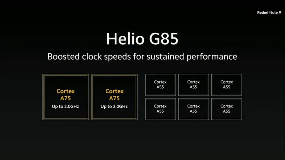 MediaTek Helio G85 SoC Is the New Mobile Chip for Everyday Gamers