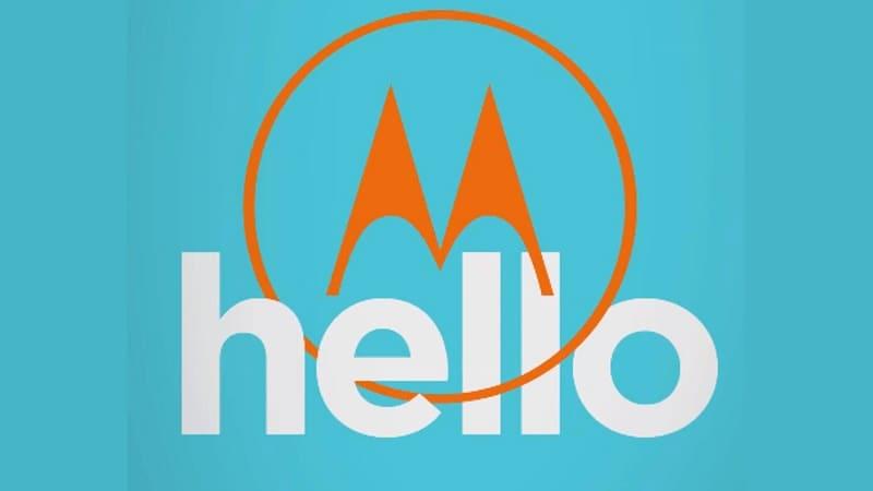 Lenovo Unveils New 'Hello Moto' Boot Animation; Will Come on New Moto Phones