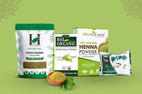 Henna Powders: The Naturally Safe Option For You