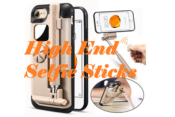 Buying Guide and Deals on The Best High End Durable Selfie Sticks