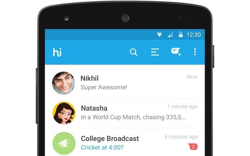 Hike Messenger acqui-hires over 50 people of Cero