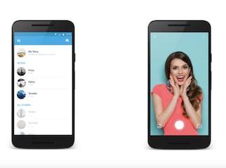 Hike Messenger for Android, iPhone Gets Camera, Live Filters, and Stories