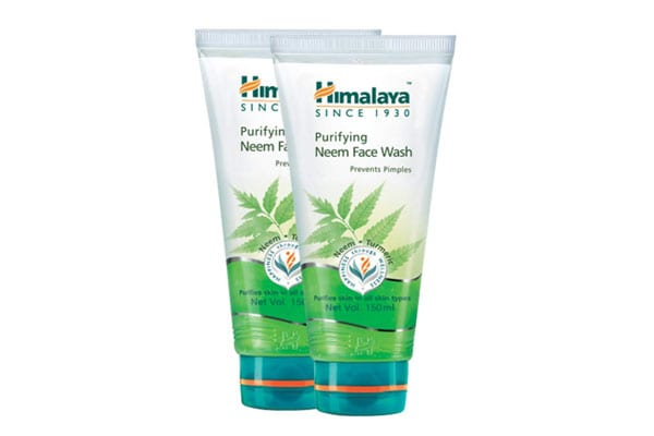 Himalaya Herbals Purifying Neem Face Wash 1610731826636